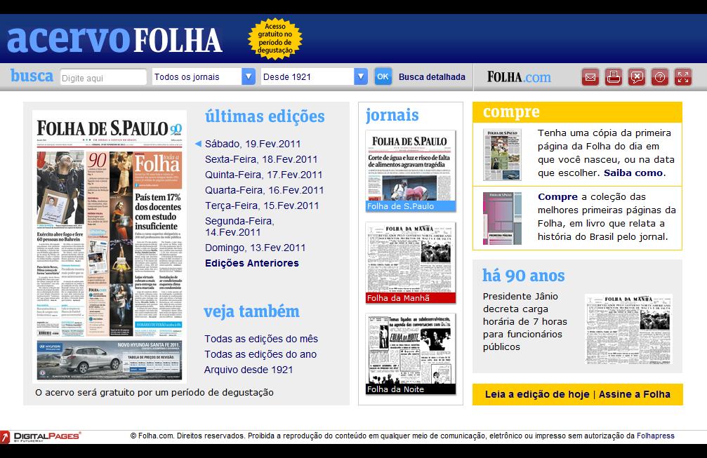 Folha de sp acervo online dating. wheaton illinois singles women seeking men zoosk.